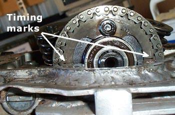 XR600 gear selector problems