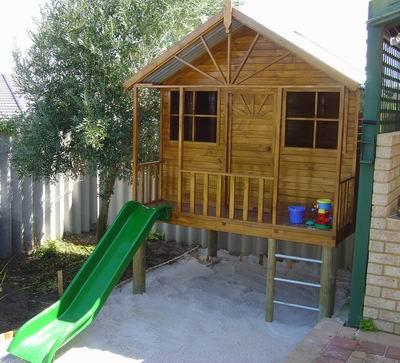 Projects Diy Cubby House
